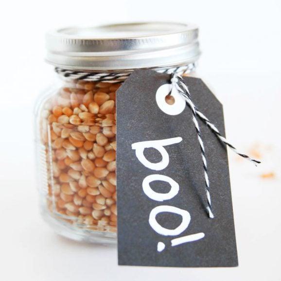 Boo! Free Printable Halloween Gift Tags via @PagingSupermom