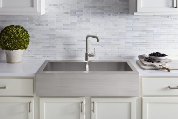 Farmhouse Sinks For Less : ... for the classic WHITE farmhouse sink. That was my dream, no shortcuts