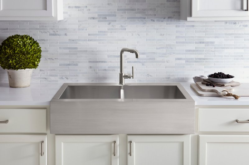 Best Farmhouse Sinks How To Choose An Apron Front Sink