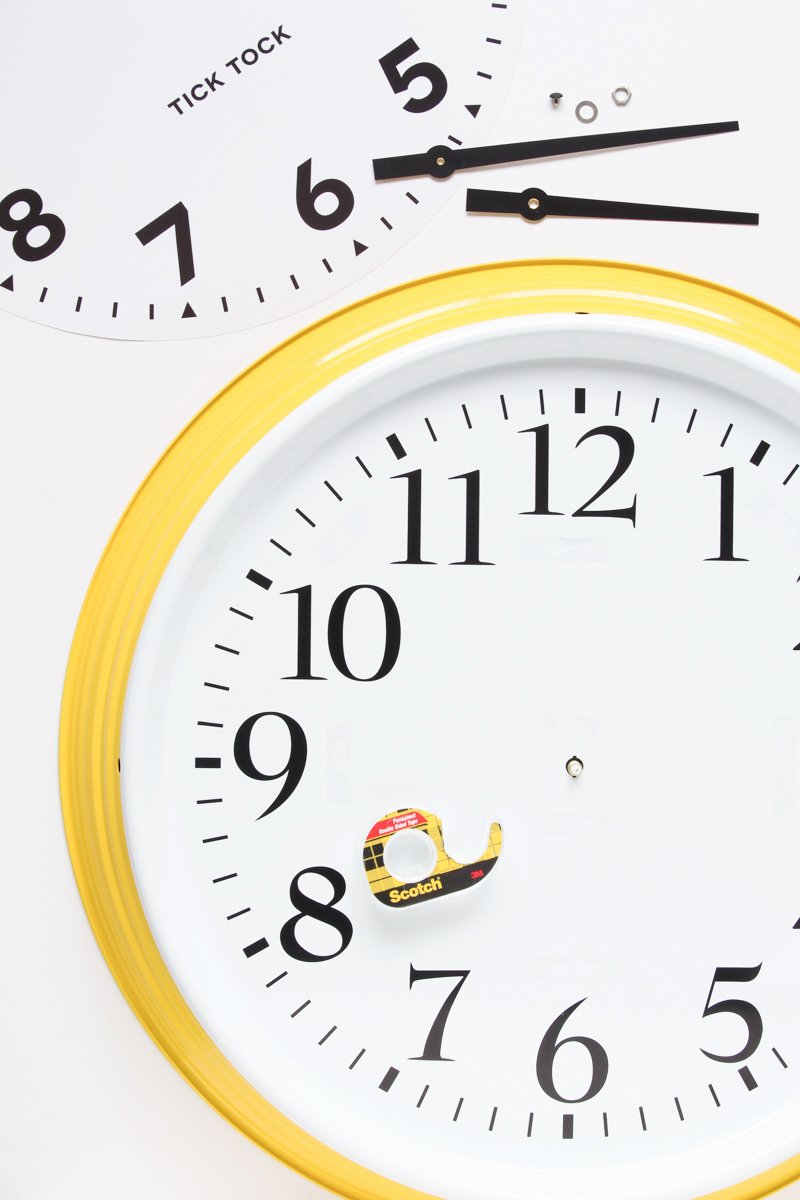 How to Create a Custom Clock Face