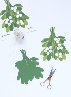 Free-Printable-Mistletoe-Tutorial