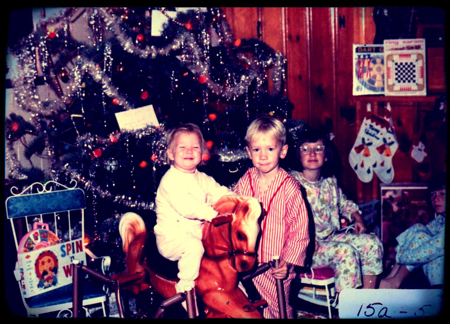 The original Christmas Trap kids.