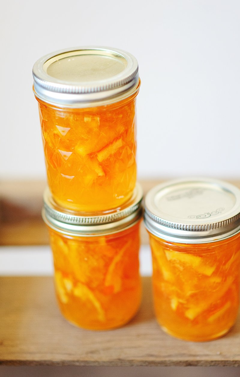 How to make delicious Orange Marmalade via @PagingSupermom