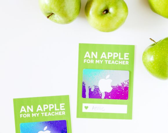 Ideas for Teacher Appreciation Week