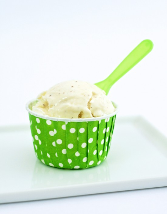 Green Dot Ice Cream Cups
