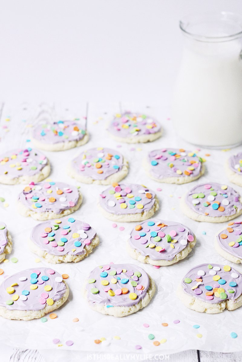 Cream Cheese Cookie recipe via @PagingSupermom