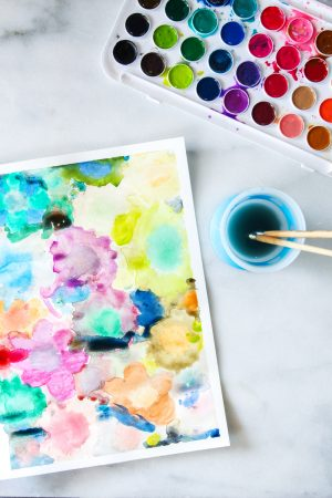 Love these tips to simplify doing art with kids @PagingSupermom