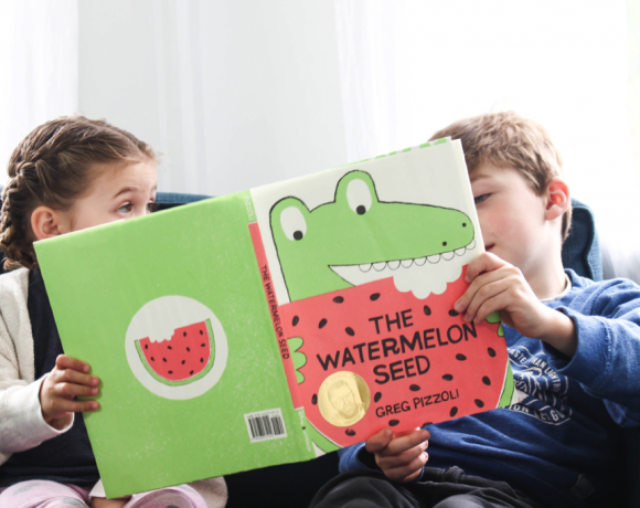 Books Alive: The Watermelon Seed