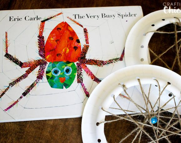 Books Alive: The Very Busy Spider