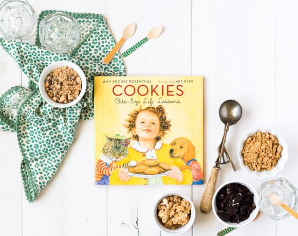 Books Alive: Cookies