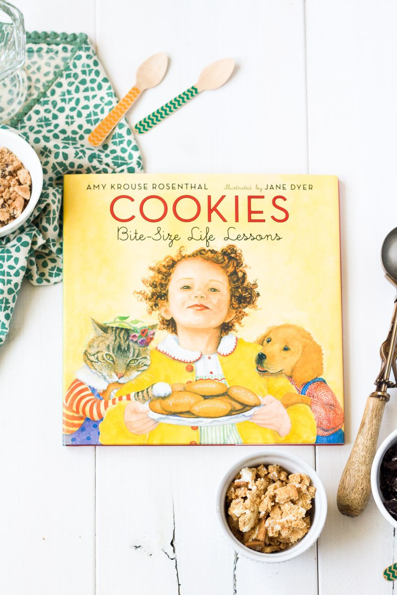 Have you read Cookies: Bite-Sized Life Lessons ? Such a cute book and love this fun idea to bring it to life via @PagingSupermom