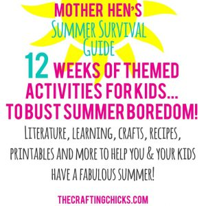Crafting Chick's Summer Survival Guide