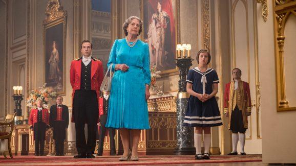 Disney's BFG Movie - Queen of England