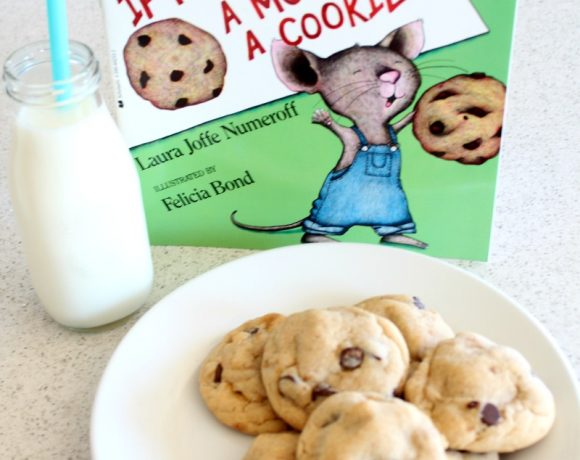 Books Alive: If You Give a Mouse a Cookie