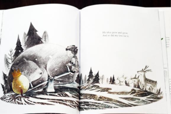What to Do With an Idea #BooksAlive via @PagingSupermom