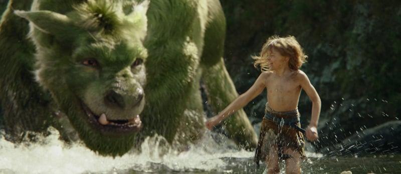 Disney's Pete's Dragon Movie via @PagingSupermom