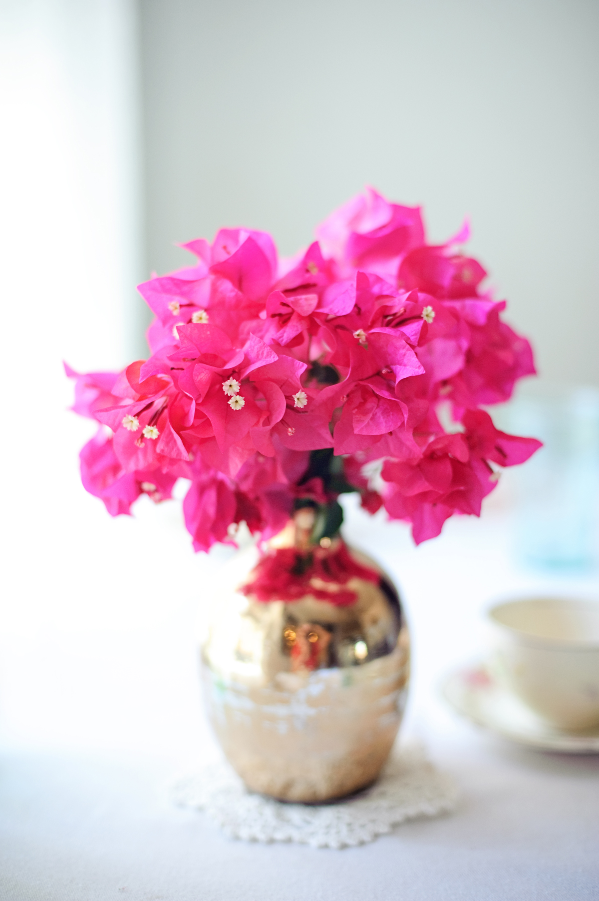 Ideas for hosting a Mother's Day Tea Party