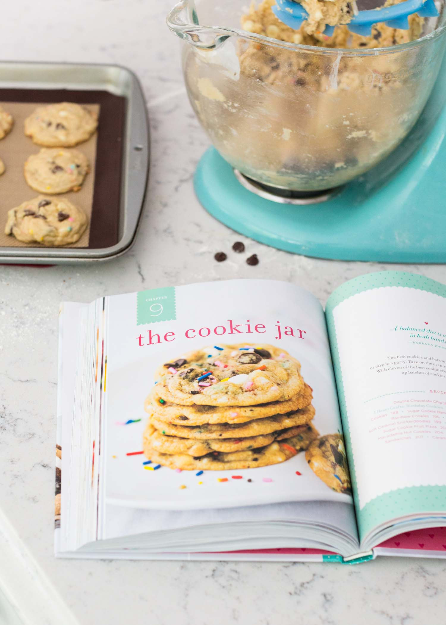 So many delicious COOKIE recipes in the new I Heart Naptime cookbook -- you NEED this!