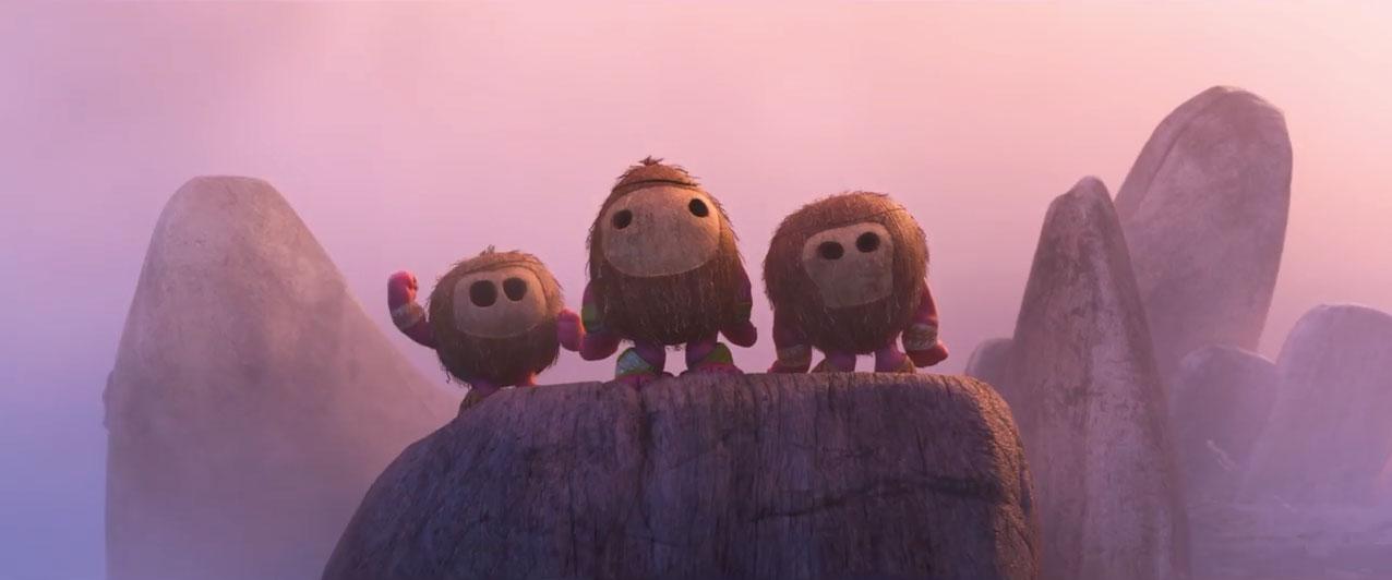 Cute Kakamora characters from Disney's Moana via @PagingSupermom