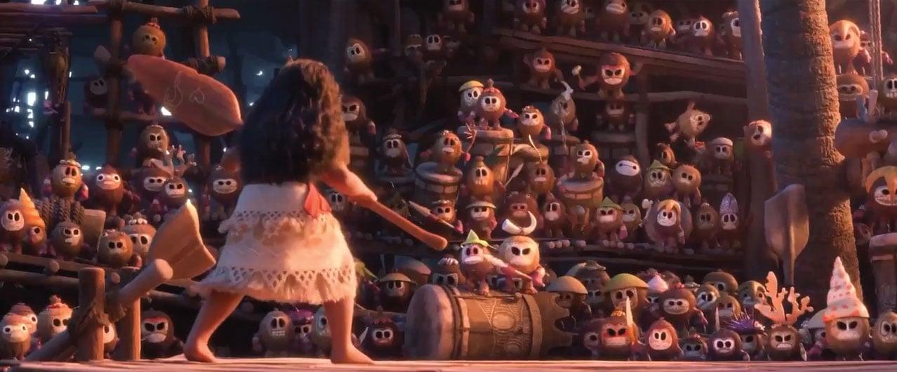Disney's Moana with the Kakamora Army via @PagingSupermom