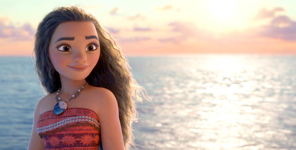 Disney's Moana via @PagingSupermom