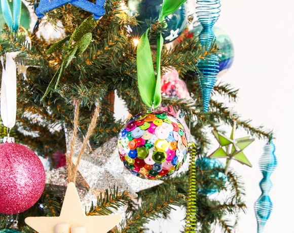 Bettijo's Kid Christmas Tree