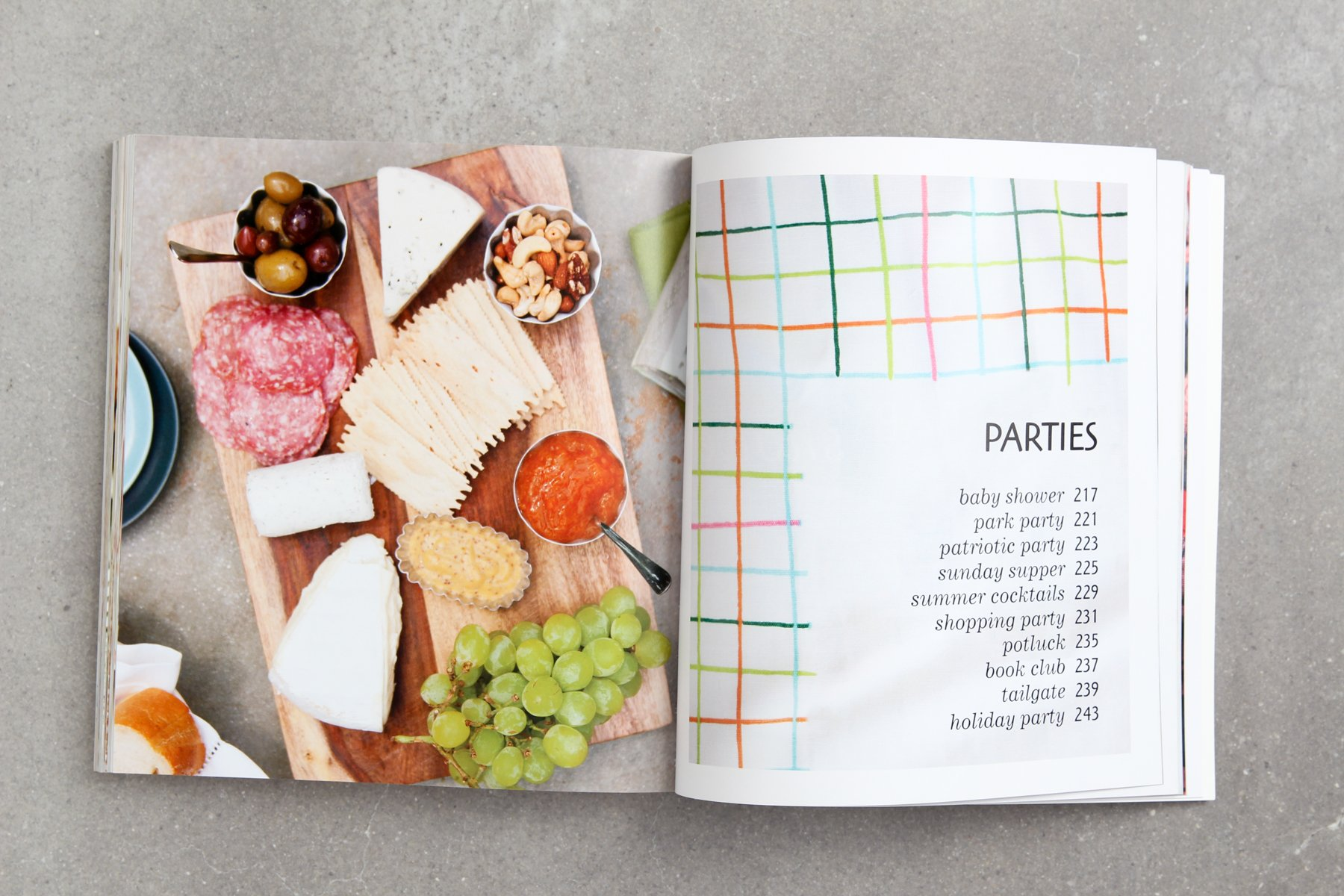 See Inside Rachel Hollis Upscale Downhome Cookbook via @PagingSupermom