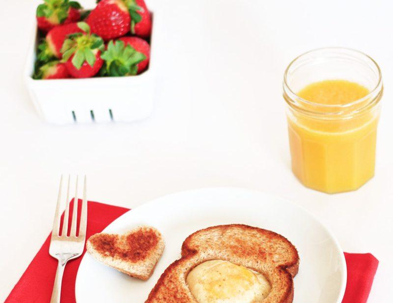 Valentine Gifts for Kids + Breakfast
