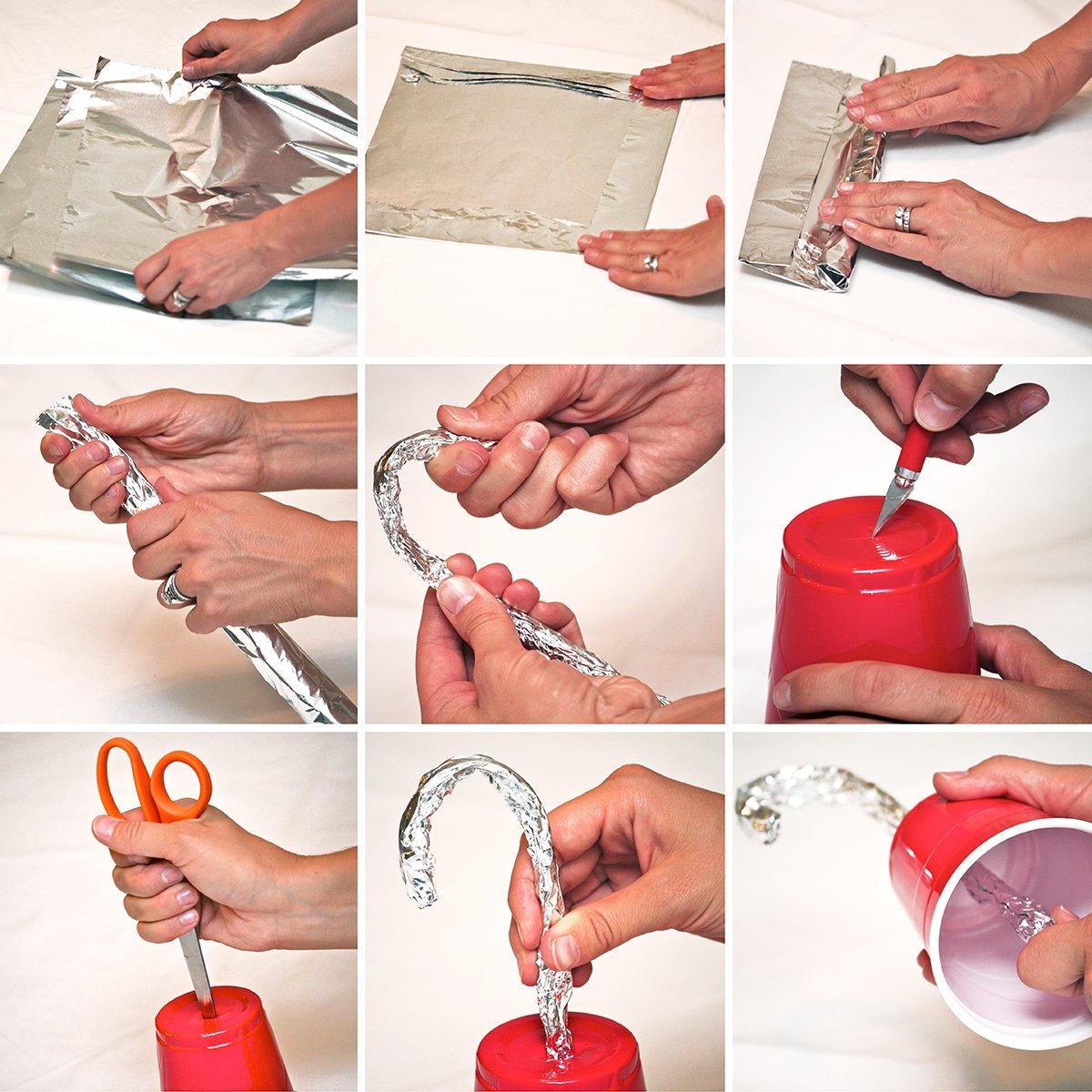 How to Make a play Pirate Hook via @pagingsupermom