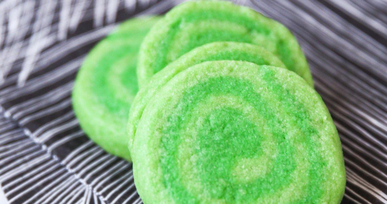 Moana Heart of Te Fiti Cookies