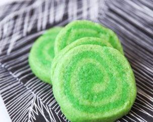 Moana Heart of Te Fiti Sugar Cookies