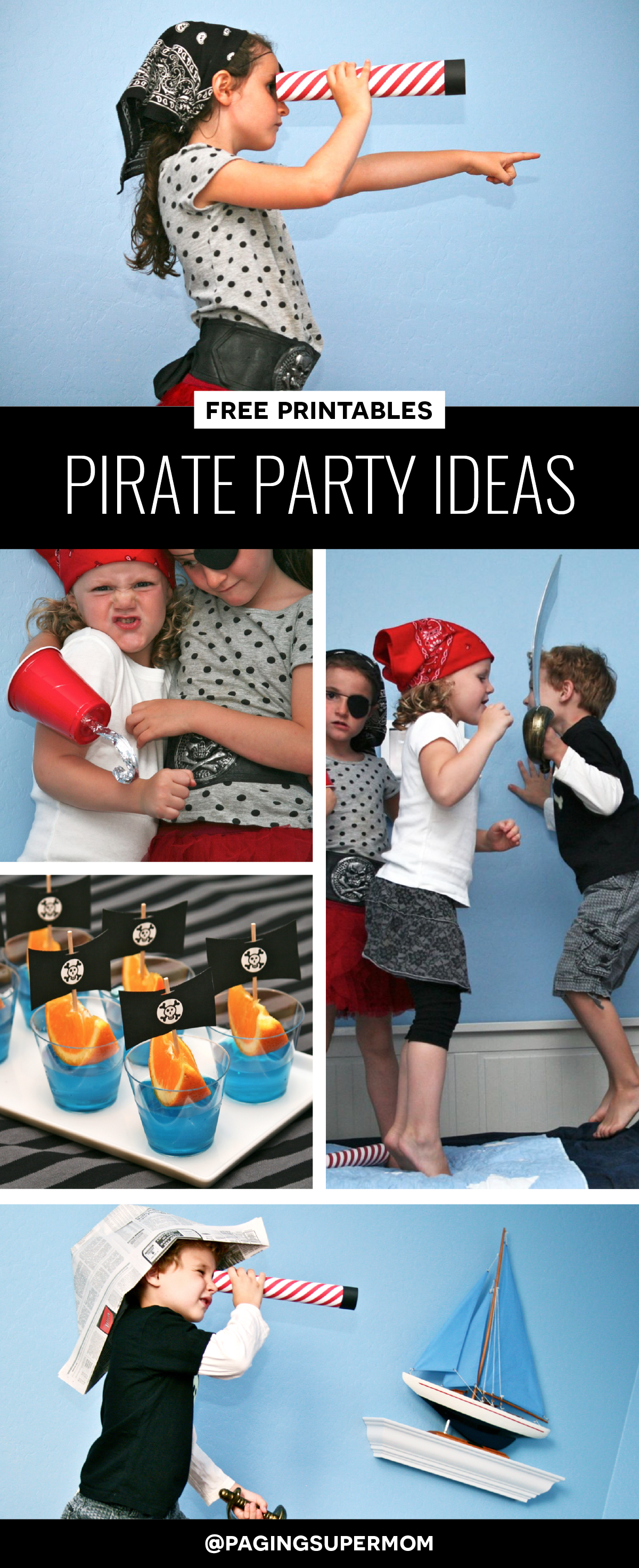 image relating to Pirate Party Printable referred to as Pirate Get together Tips - Absolutely free Decor, Food items and Enjoyable Pirate Craft