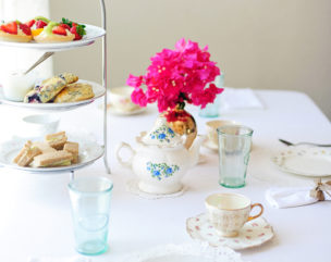 How to Host a Tea Party & Favorite Tea Party Recipes