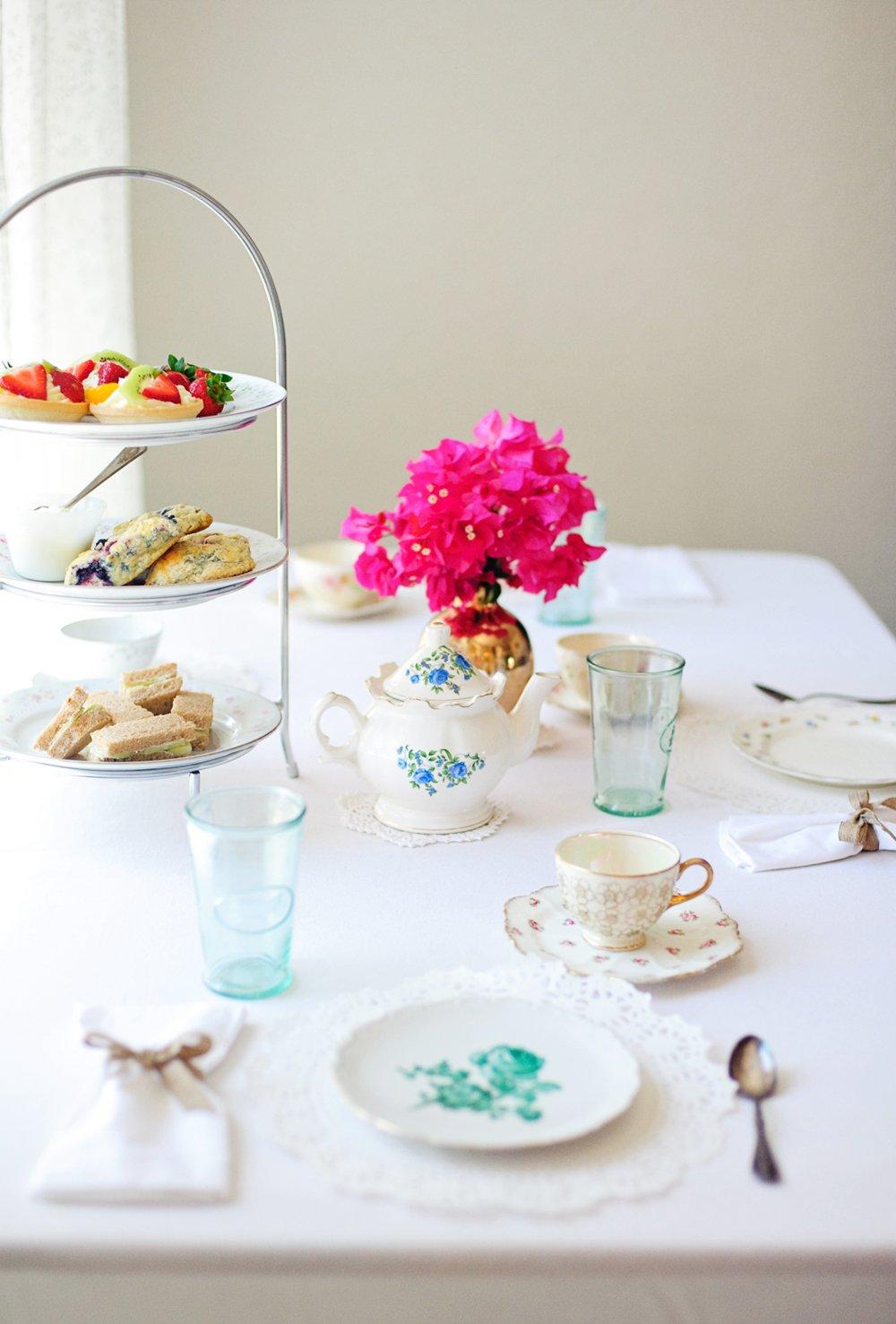Host A Tea Party