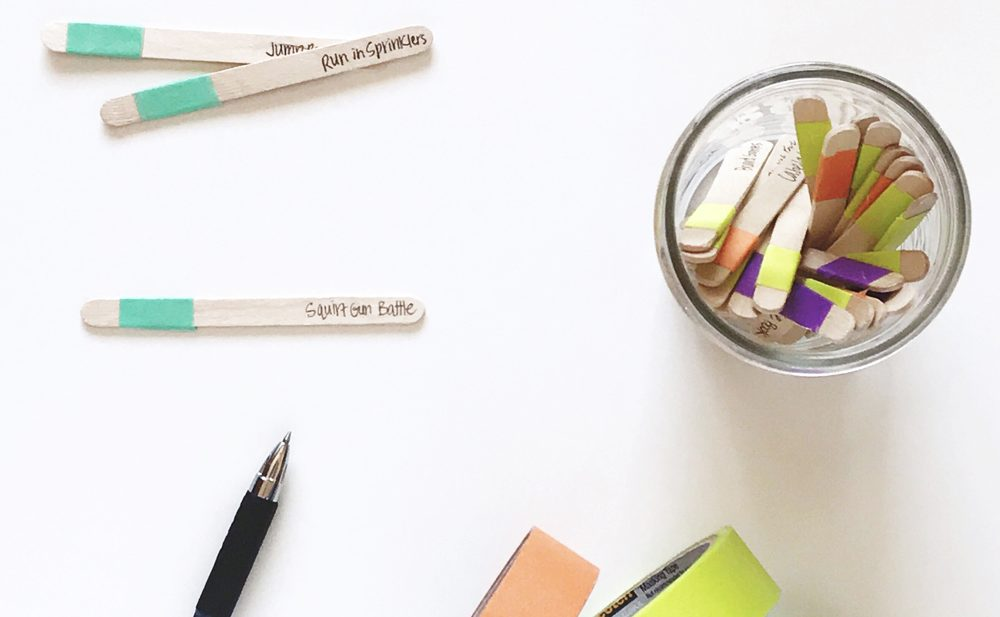 The Ultimate Summer Boredom Busters Jar