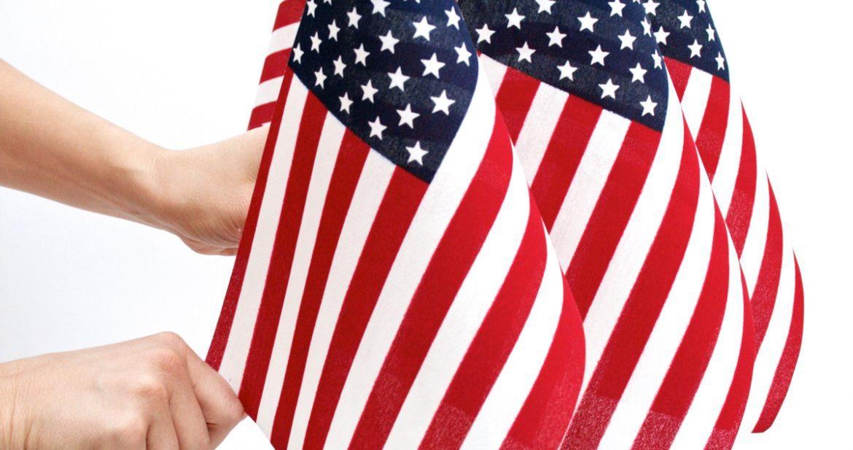 Easy Patriotic Centerpiece