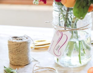 How to Host a Flower Arranging Party