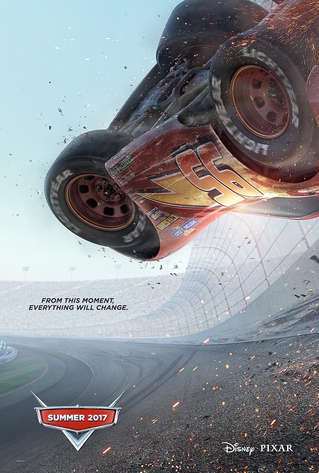 Lightnings Big Wreck Cars 3