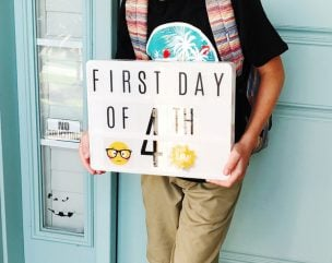 The Coolest First Day of School Photo Signs