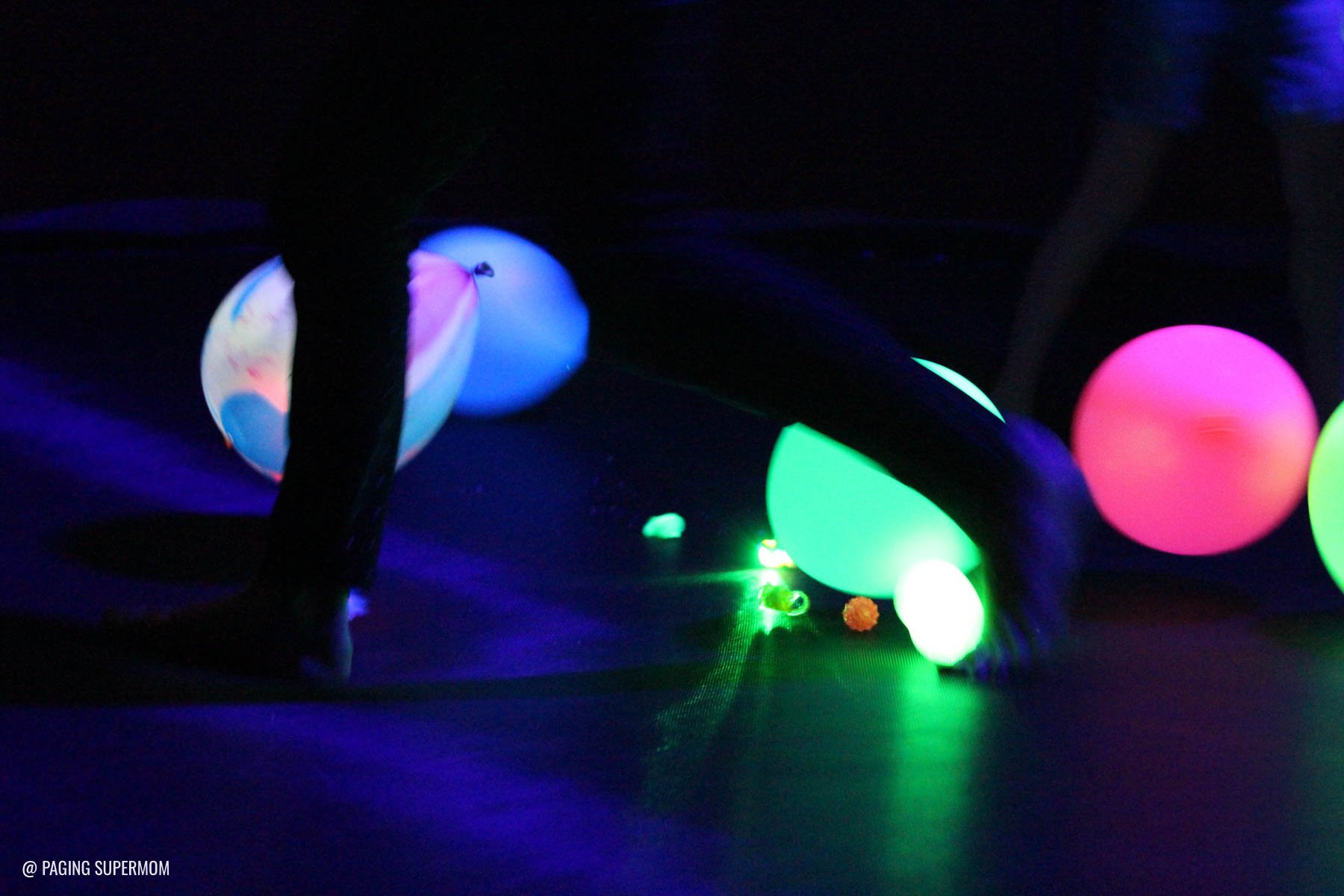 Glow Party Ideas - Ultimate Guide: How to Throw a Black