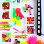 The ULTIMATE Black Light Party Guide - glowing decor ideas, glowing food ideas, the BEST blacklight, and the coolest glow-in-the-dark party favors via @PagingSupermom