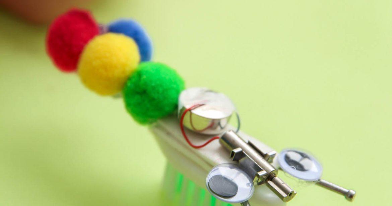 STEM Fun: How to Make Bristle Bots