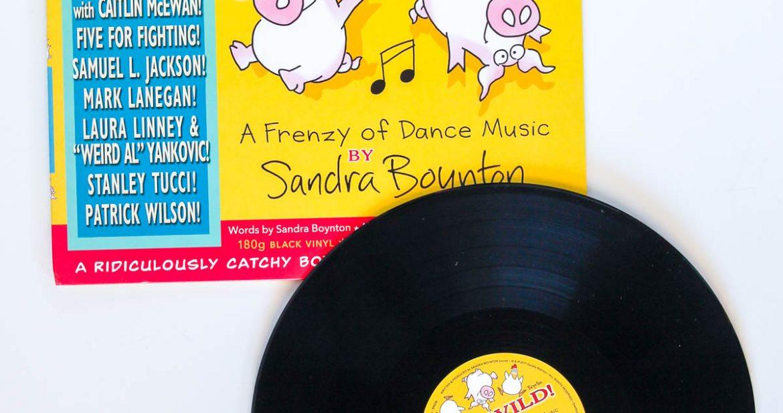 THIS SATURDAY: Sandra Boynton's HOG WILD! AZ Launch Party