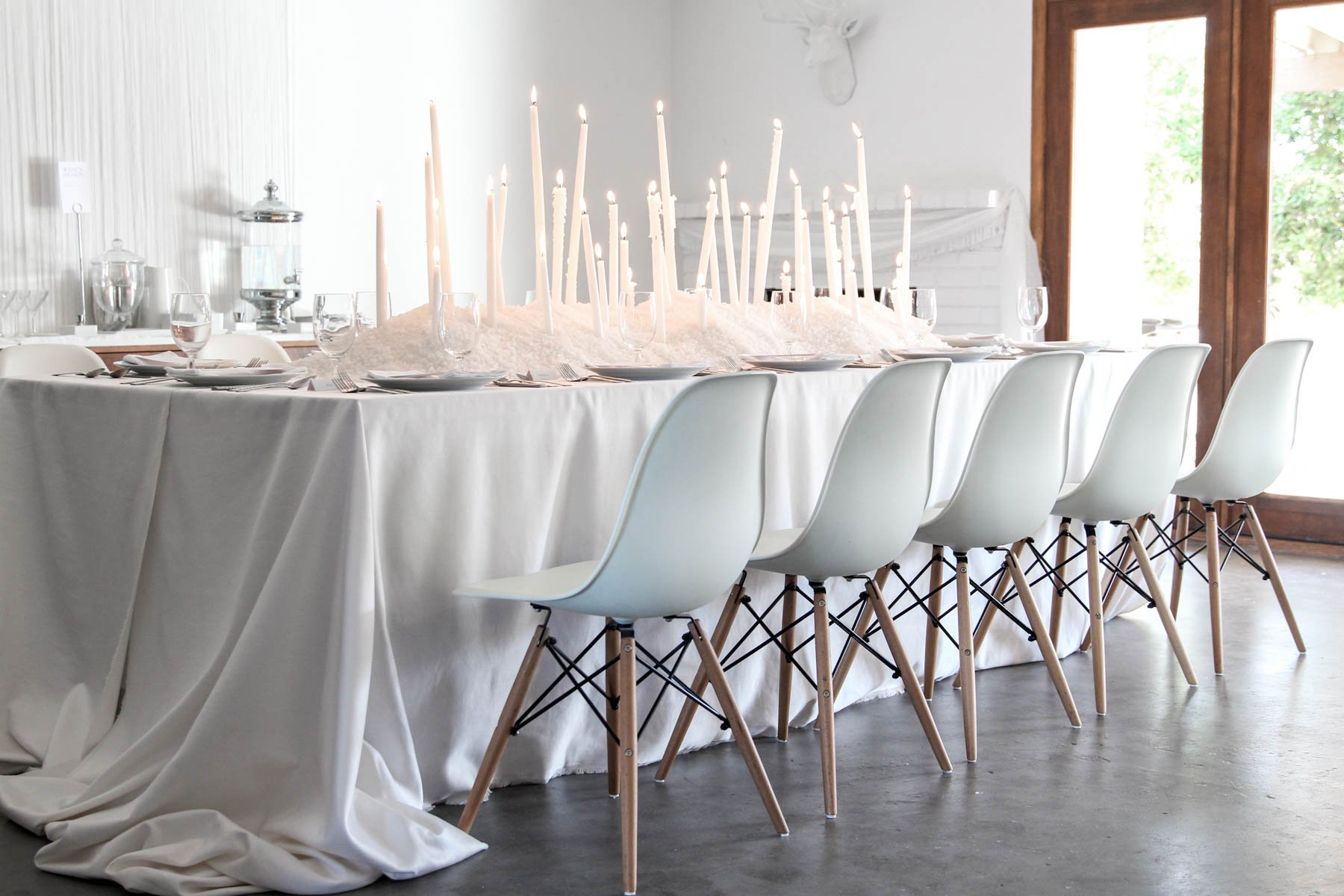 Sophisticated Halloween Dinner Party.Elegant Halloween Party White Witch Theme From Paging Supermom