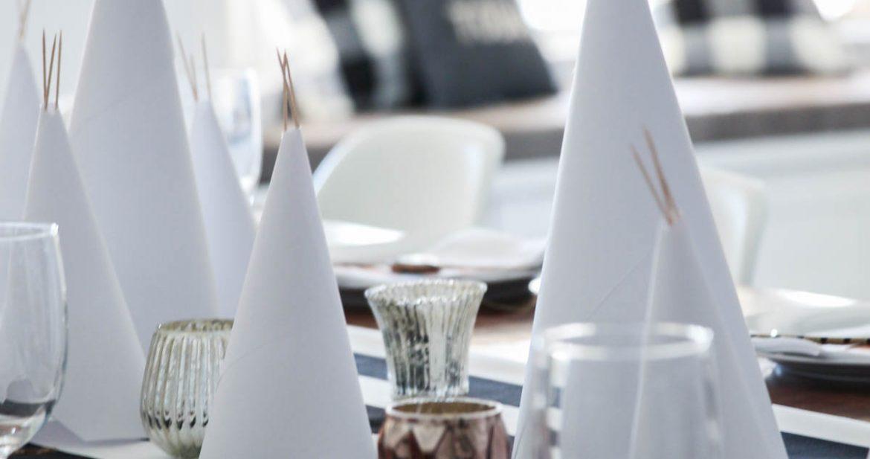 Elegant & Easy Thanksgiving Table Ideas