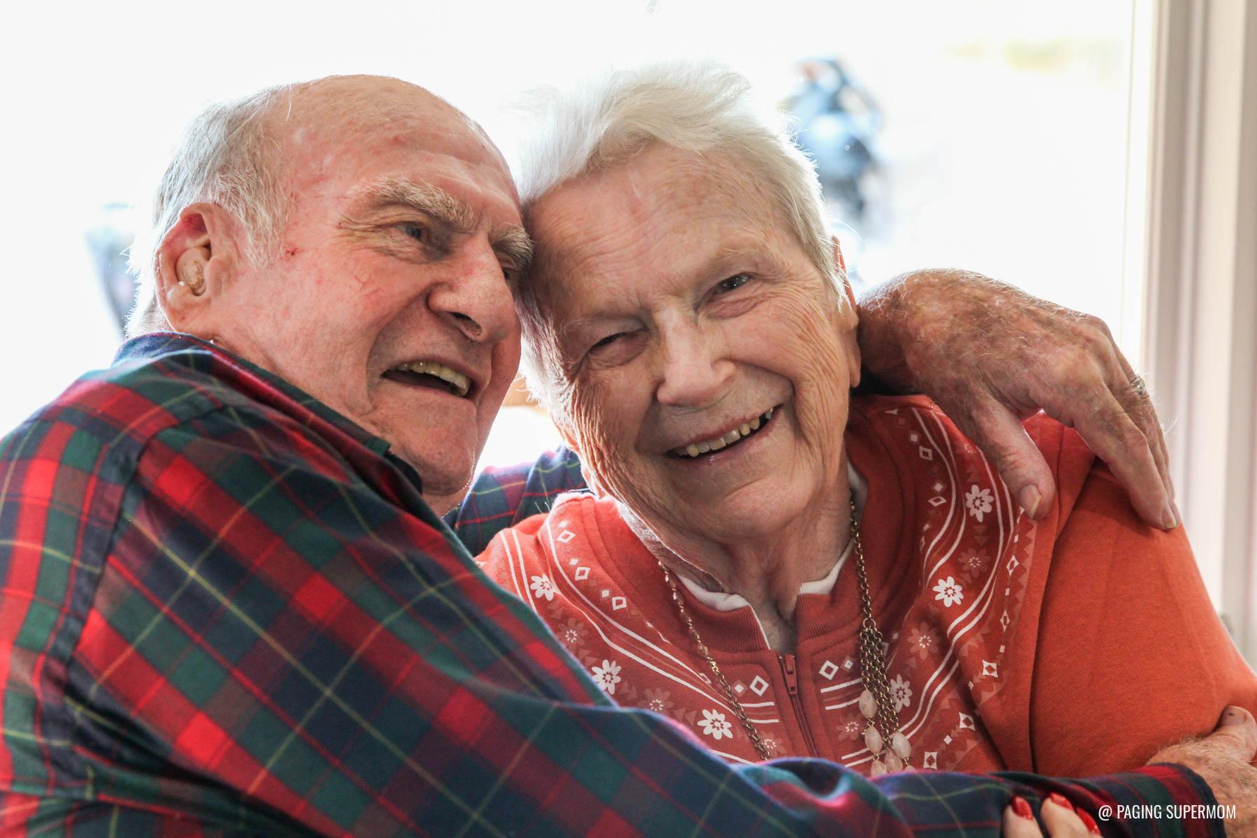 Bettijo's Grandma and Grandpa