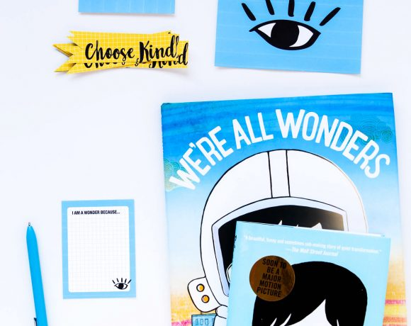 Wonder Movie Parent's Review + Free Printable Pack