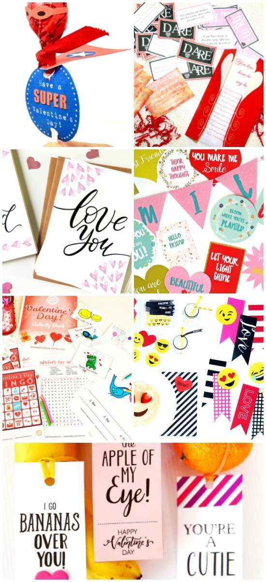 Valentines Kits from the Spring Blogger Bundle via @PagingSupermom