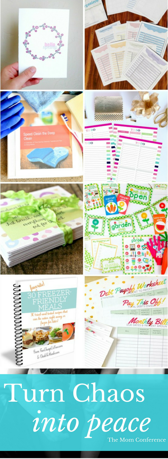 All Things Spring Bundle via @PagingSupermom