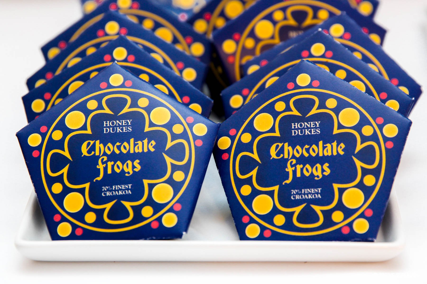 graphic relating to Harry Potter Chocolate Frog Cards Printable titled Harry Potter Chocolate Frogs - Cost-free Printable Template for
